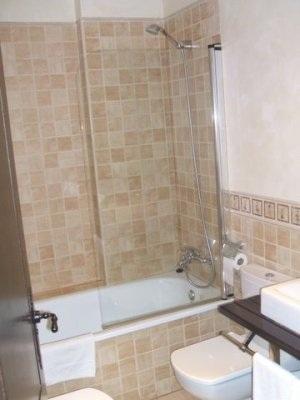 Apartamentos Ardales Bathroom