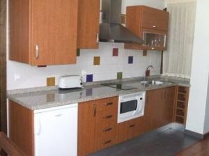 Apartamentos Ardales Kitchen