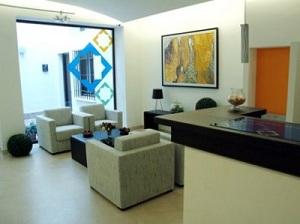 Apartamentos Ardales Reception
