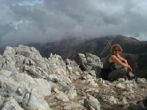 Climb La Maroma