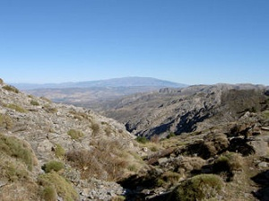 Competa to Granada View