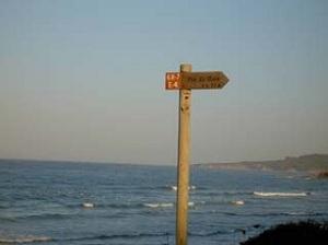 GR7 Signpost