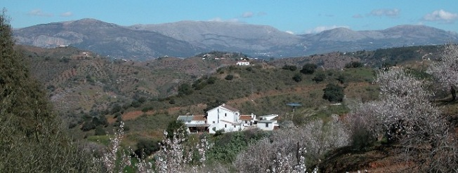 Landscape Vieuw of Serrato
