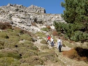 Walk to Granada