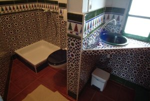 Casa Hadriano Bathroom