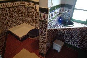 Casa Hadriano Bathroom