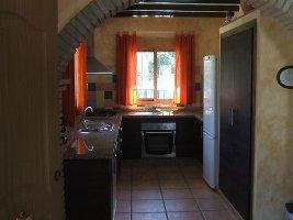 Casa Higuera Kitchen
