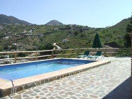 Casa Higuera Pool 1