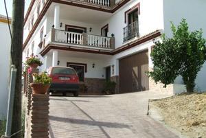 Casa Maria Outside