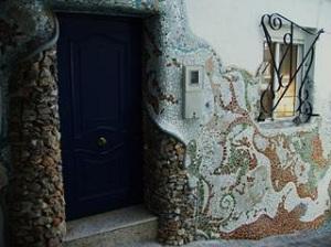 Casa Triana Entrance