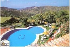Hotel Balcon Pool
