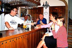 Posada La Plaza Bar