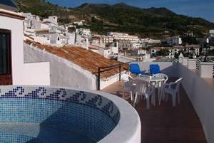 Posada La Plaza Terrace