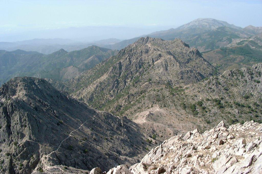 Climb El Lucero